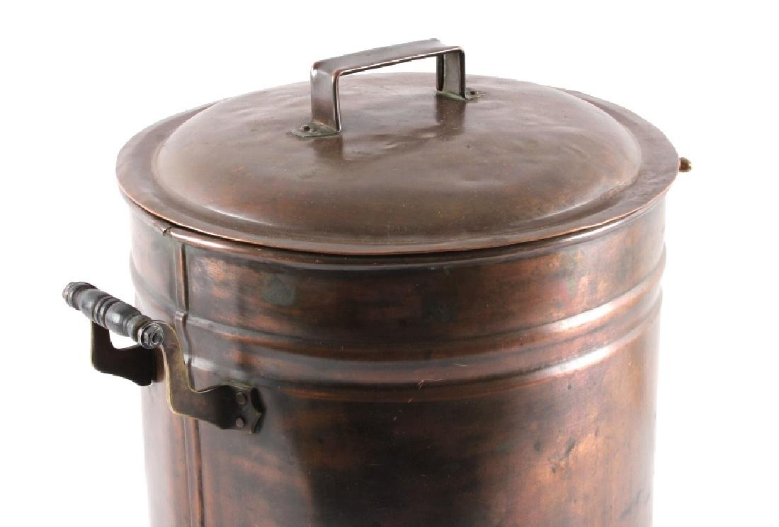 Antique Copper Water Cooler - 2