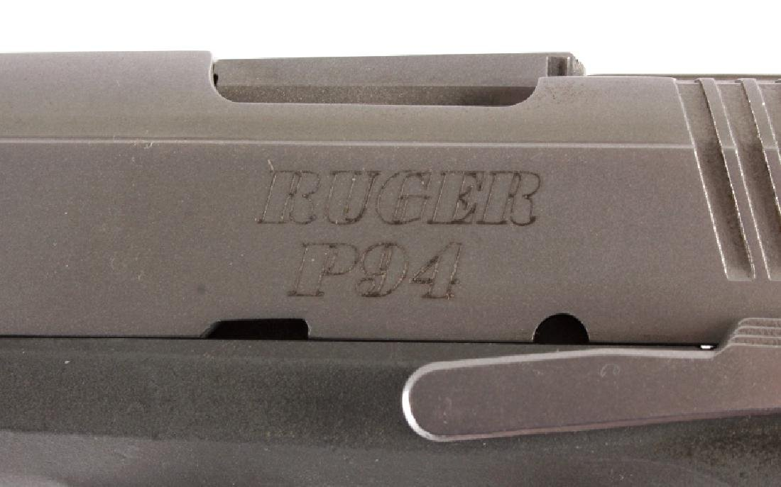 Ruger P94 .40 Semi-Automatic Pistol - 3