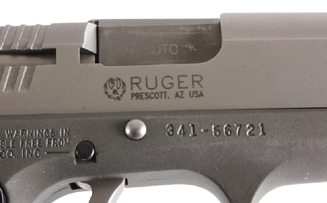 Ruger P94 .40 Semi-Automatic Pistol - 9