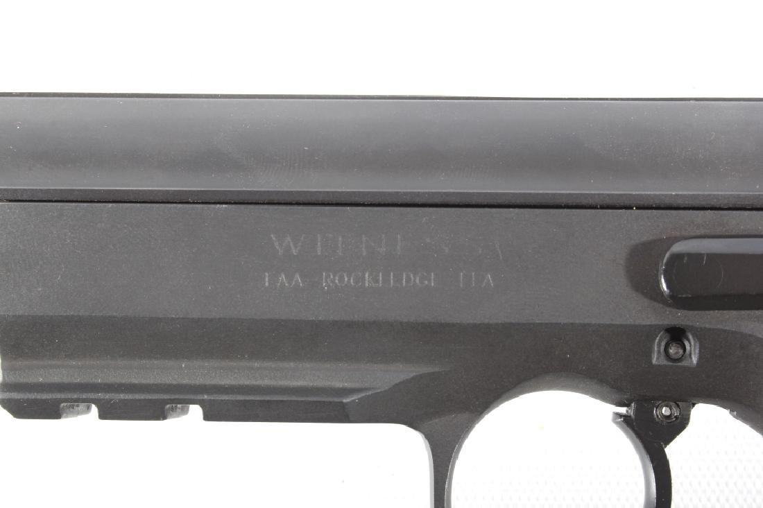 Tanfoglio EAA Witness 9mm/.22 LR Pistol w/Case - 10