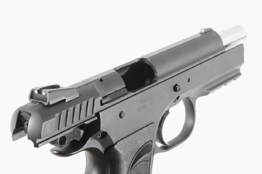 Tanfoglio EAA Witness 9mm/.22 LR Pistol w/Case - 14