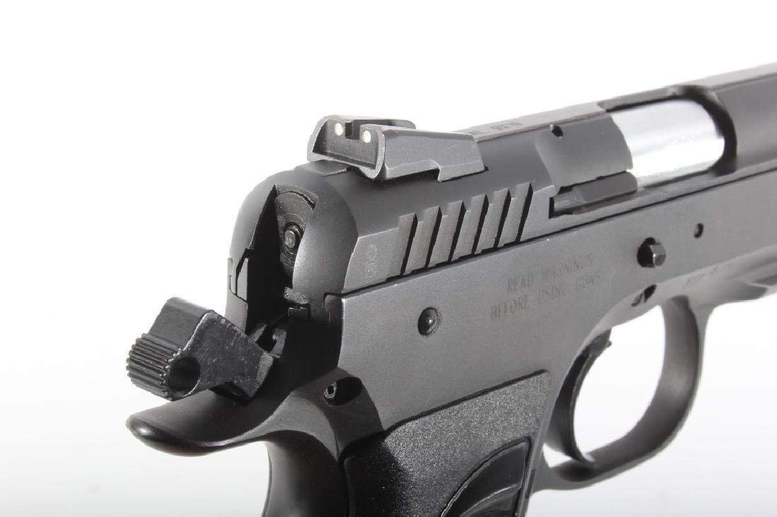 Tanfoglio EAA Witness 9mm/.22 LR Pistol w/Case - 15