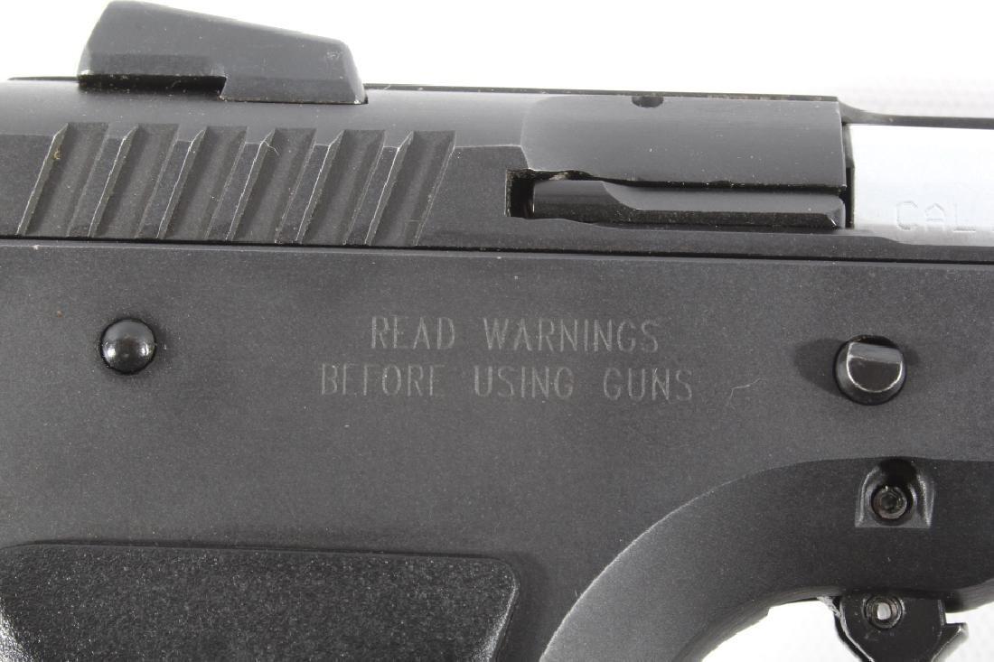 Tanfoglio EAA Witness 9mm/.22 LR Pistol w/Case - 4