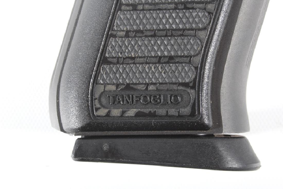 Tanfoglio EAA Witness 9mm/.22 LR Pistol w/Case - 6