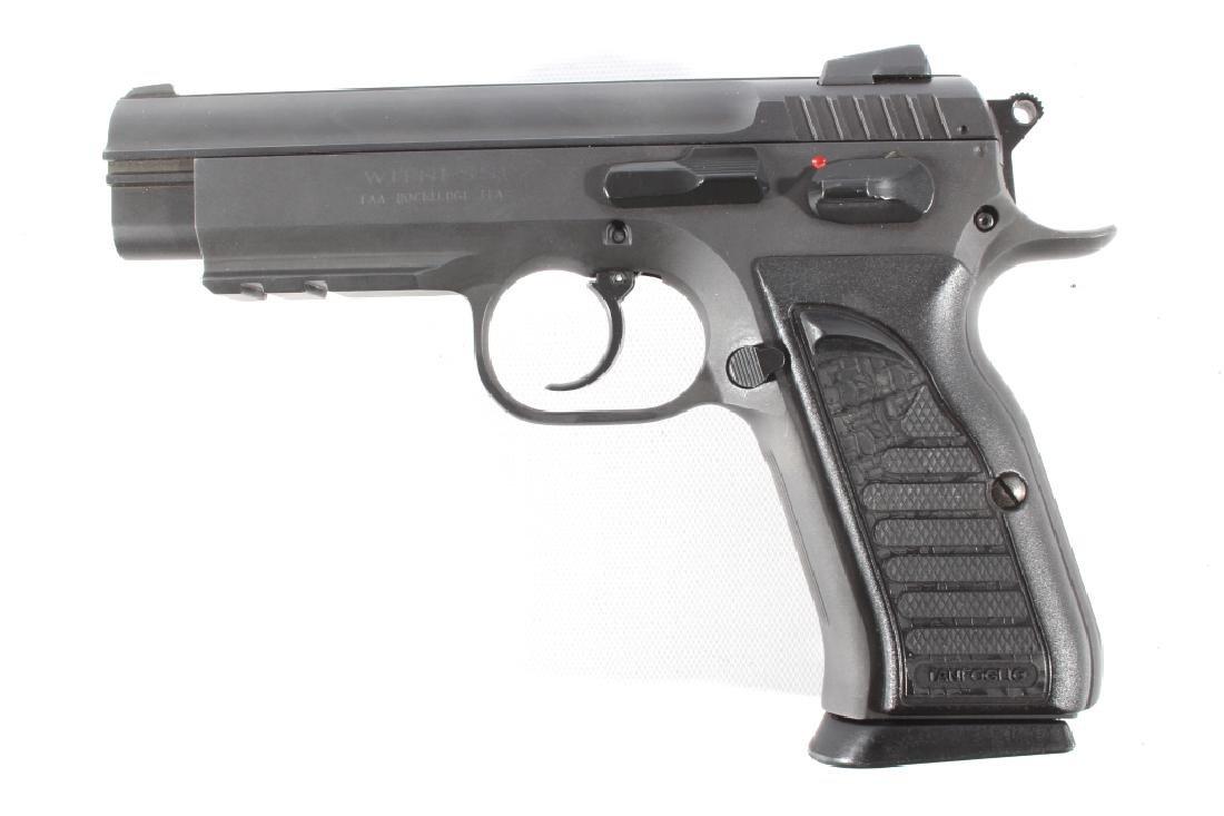 Tanfoglio EAA Witness 9mm/.22 LR Pistol w/Case - 7