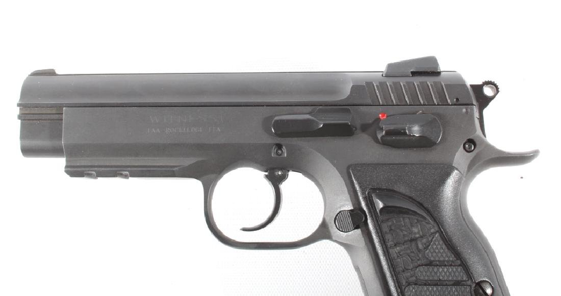 Tanfoglio EAA Witness 9mm/.22 LR Pistol w/Case - 9