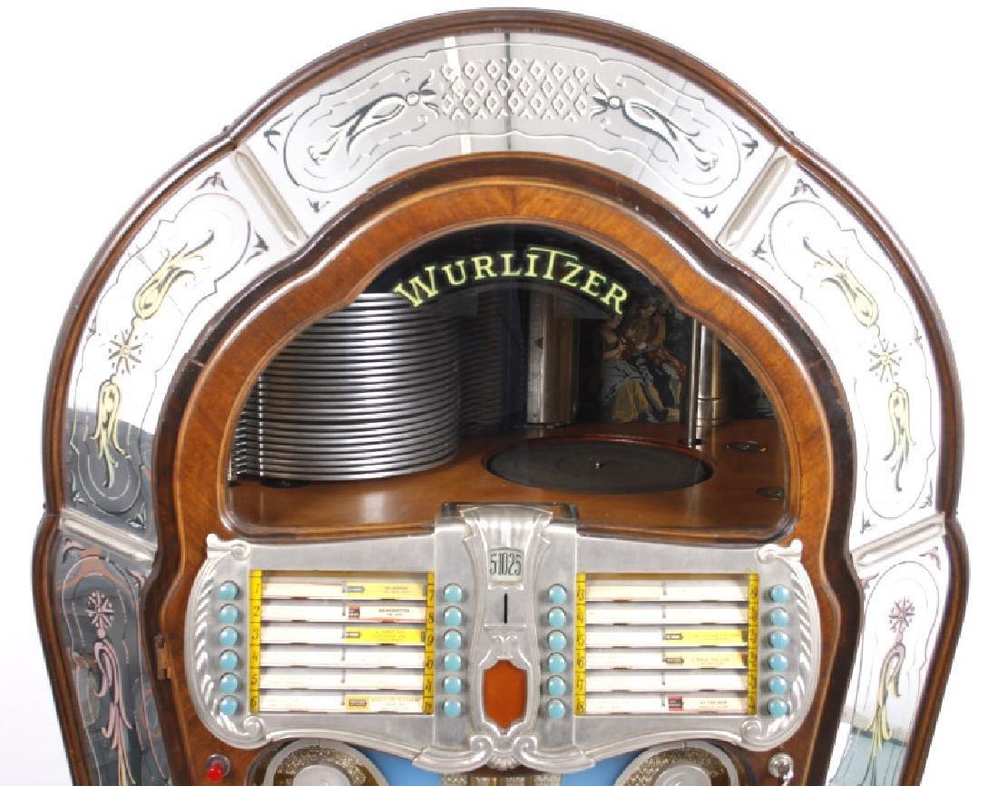 1946 Wurlitzer 1080 Colonial Jukebox - 7