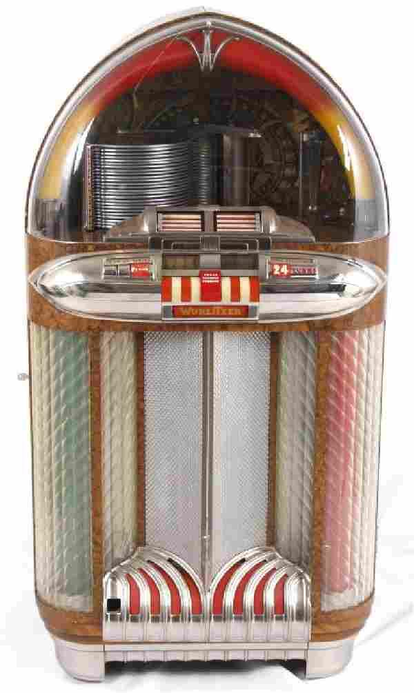 1948 Wurlitzer Model 1100 Jukebox