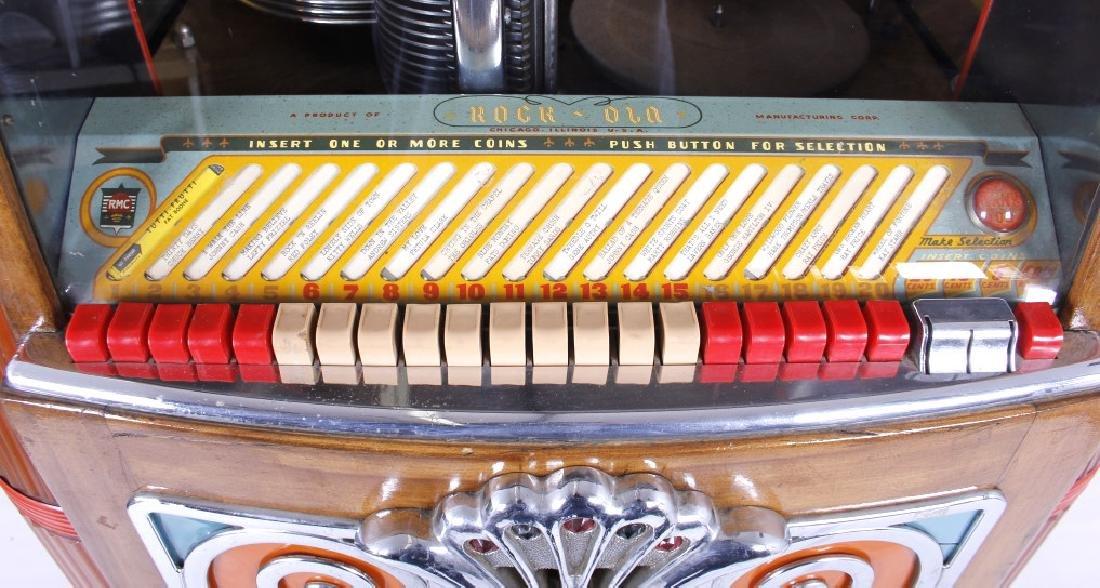 1947 Rock-Ola Model 1426-RA Jukebox - 10