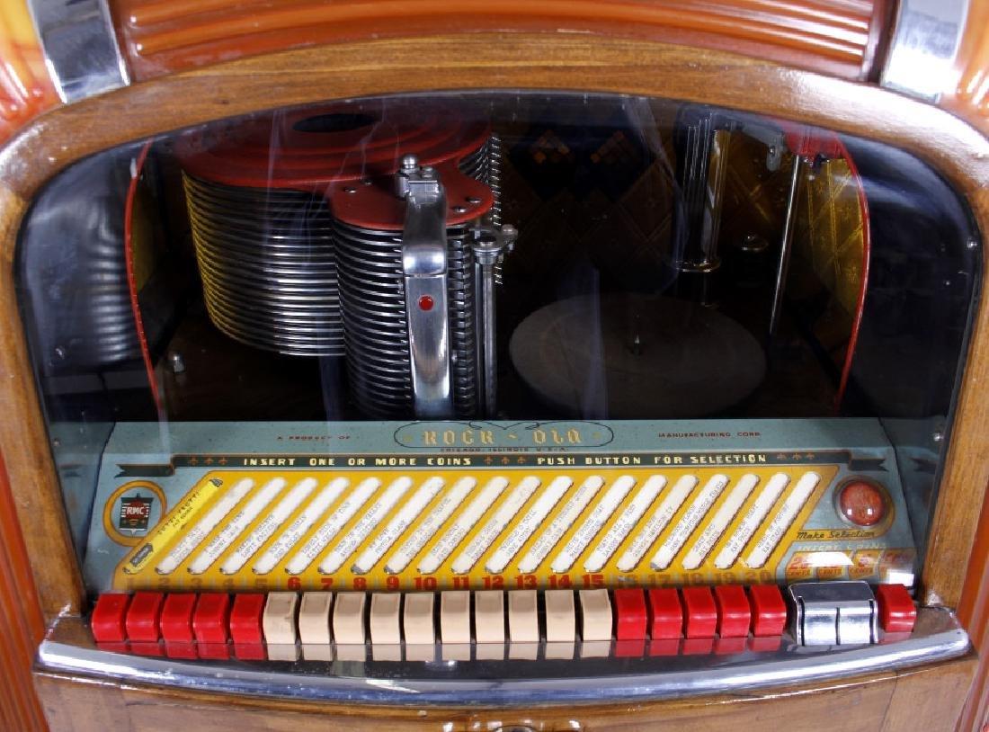 1947 Rock-Ola Model 1426-RA Jukebox - 11
