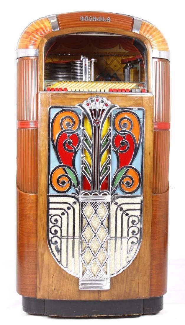1947 Rock-Ola Model 1426-RA Jukebox