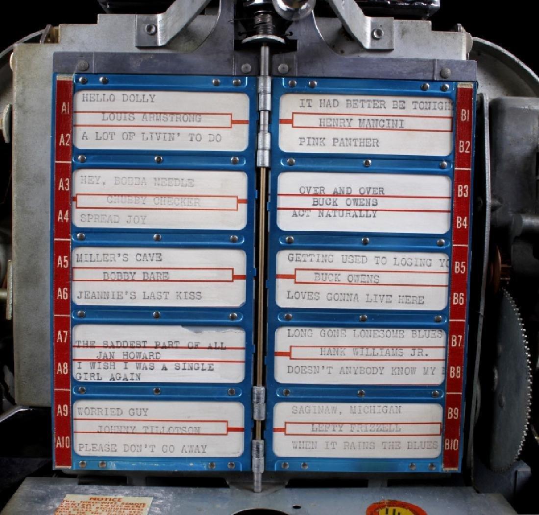 Seeburg 100 Wall-O-Matic 3W-1 Juke Box 1950's - 11