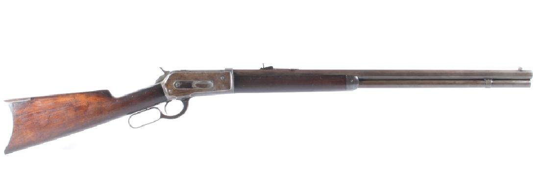 Very Early Winchester Model 1886 .38-56 Rifle 1887