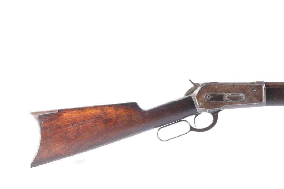Very Early Winchester Model 1886 .38-56 Rifle 1887 - 2