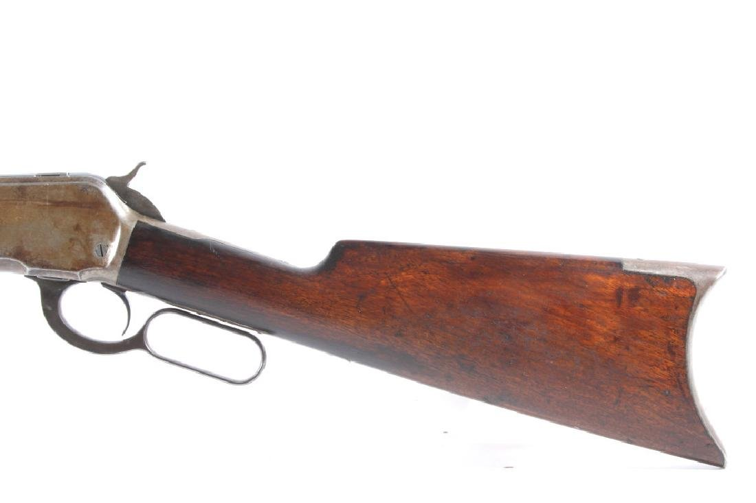 Very Early Winchester Model 1886 .38-56 Rifle 1887 - 7