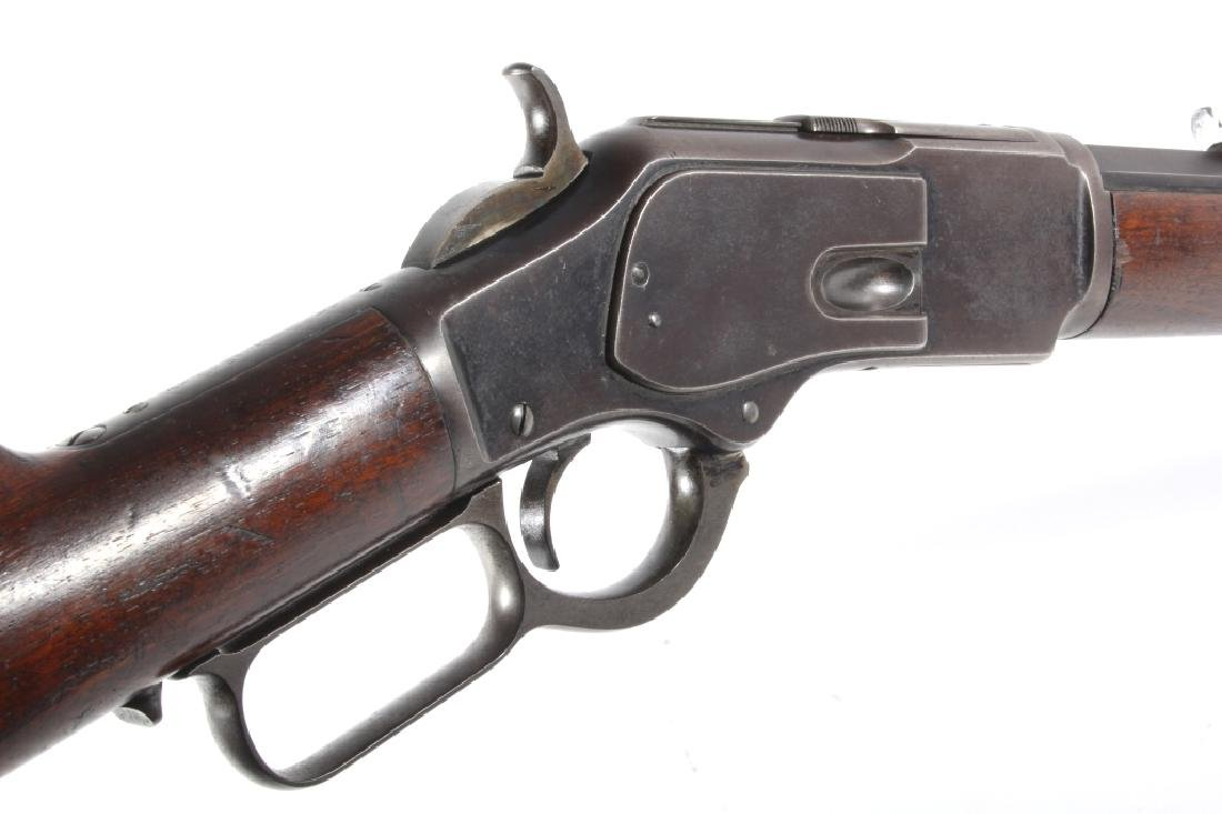 """Superb Winchester Model 1873 .32-20 28"""" Rifle 1886 - 16"""