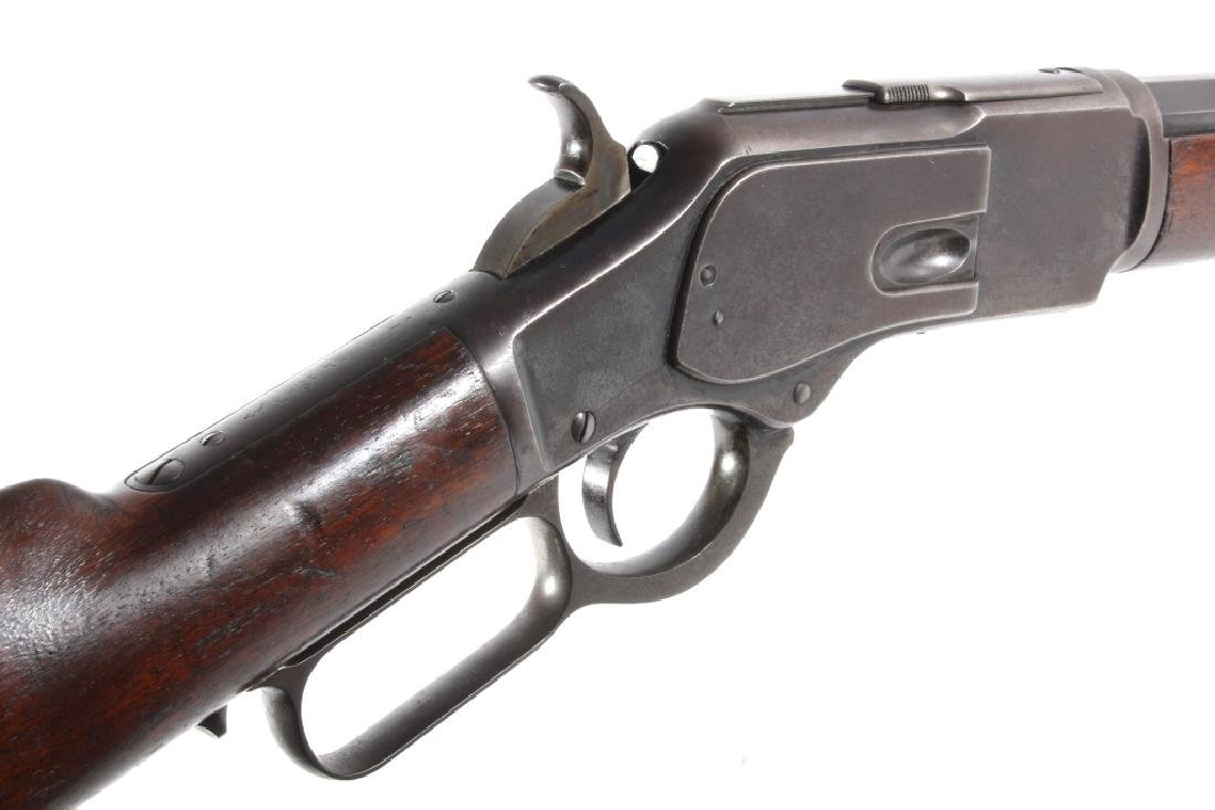 """Superb Winchester Model 1873 .32-20 28"""" Rifle 1886 - 17"""