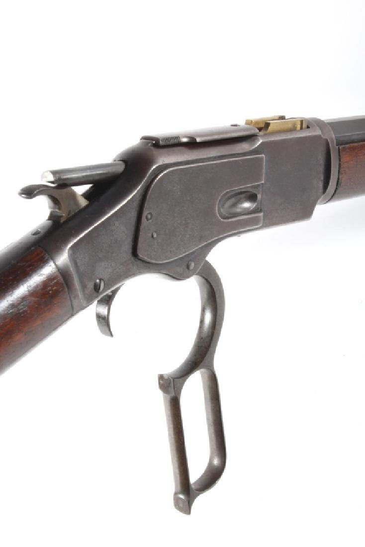 """Superb Winchester Model 1873 .32-20 28"""" Rifle 1886 - 19"""