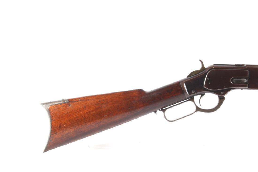"""Superb Winchester Model 1873 .32-20 28"""" Rifle 1886 - 2"""