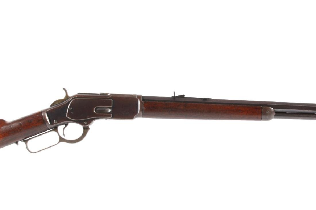 """Superb Winchester Model 1873 .32-20 28"""" Rifle 1886 - 3"""
