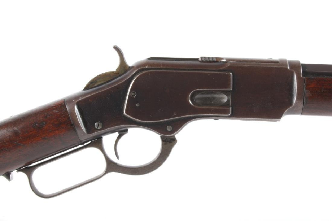 """Superb Winchester Model 1873 .32-20 28"""" Rifle 1886 - 5"""