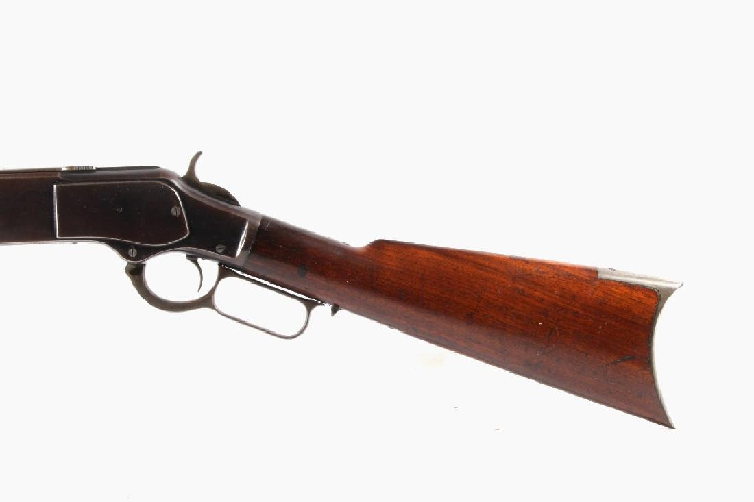 """Superb Winchester Model 1873 .32-20 28"""" Rifle 1886 - 7"""