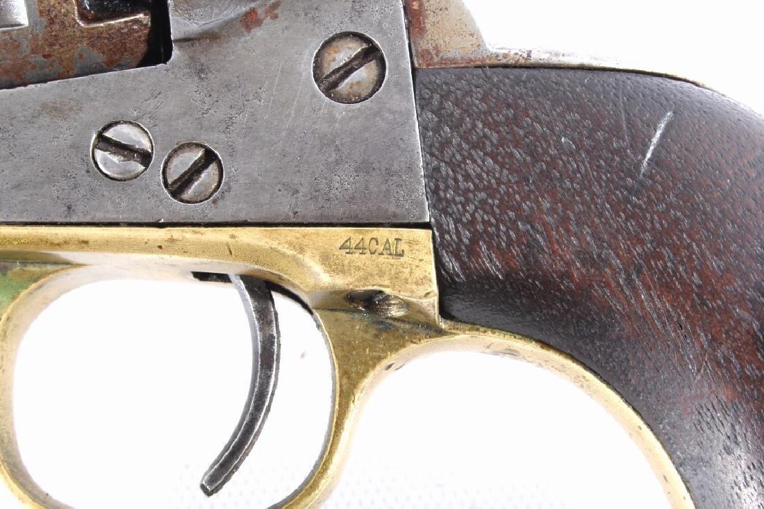 Civil War Colt 1860 .44 Percussion Revolver 1862 - 10