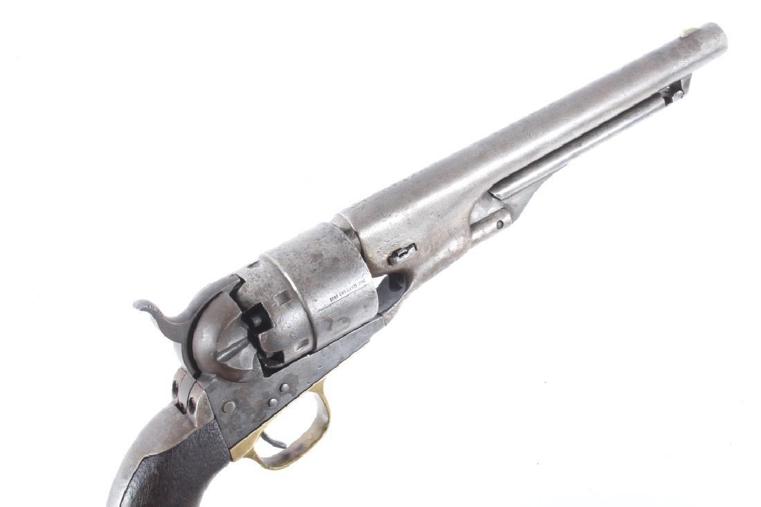 Civil War Colt 1860 .44 Percussion Revolver 1862 - 11