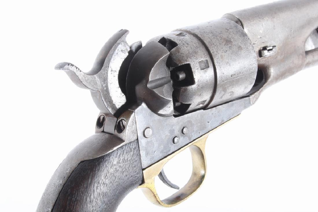 Civil War Colt 1860 .44 Percussion Revolver 1862 - 14