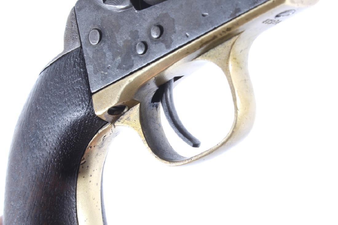 Civil War Colt 1860 .44 Percussion Revolver 1862 - 17