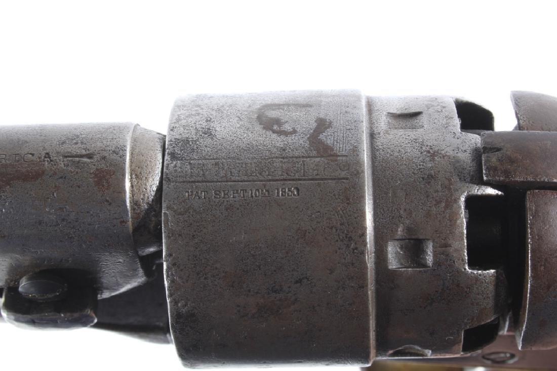 Civil War Colt 1860 .44 Percussion Revolver 1862 - 20