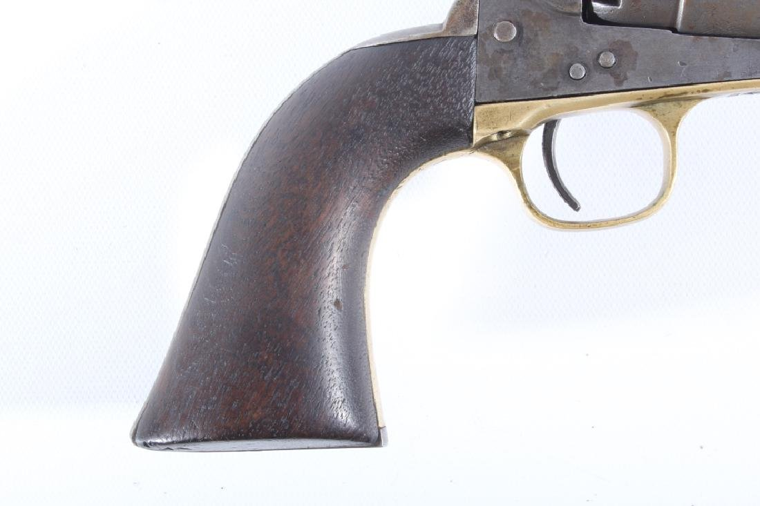 Civil War Colt 1860 .44 Percussion Revolver 1862 - 2