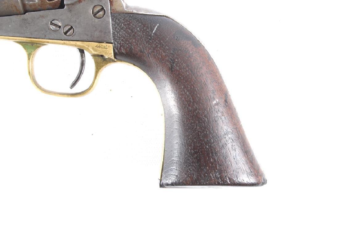 Civil War Colt 1860 .44 Percussion Revolver 1862 - 5