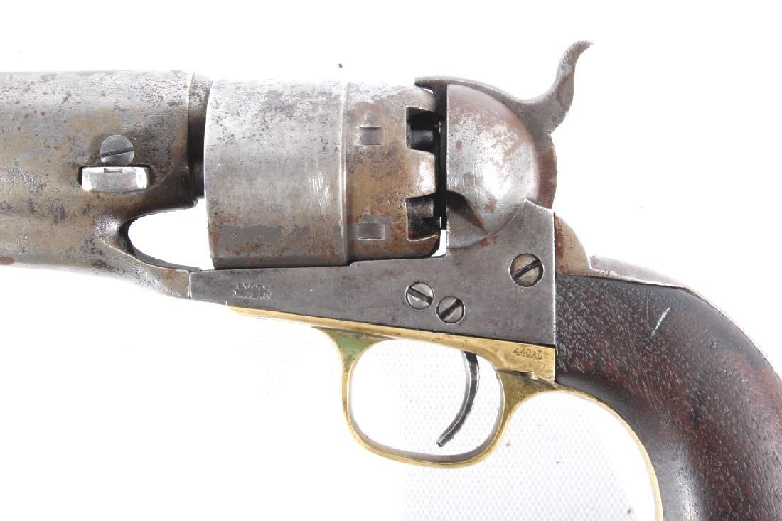 Civil War Colt 1860 .44 Percussion Revolver 1862 - 6