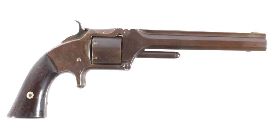 Smith & Wesson Model No.2 Old Model Army Revolver - 2