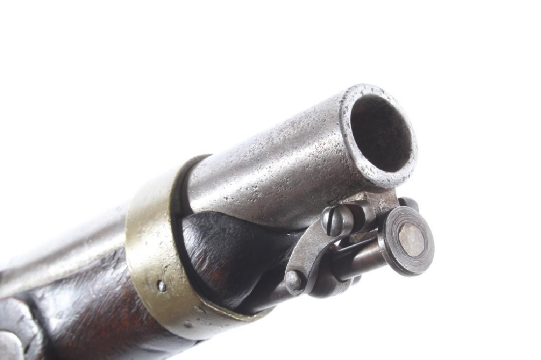 U.S. Navy Model 1842 .54 Cal Box Lock Pistol - 14