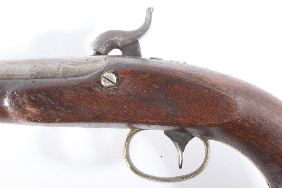 U.S. Navy Model 1842 .54 Cal Box Lock Pistol - 7