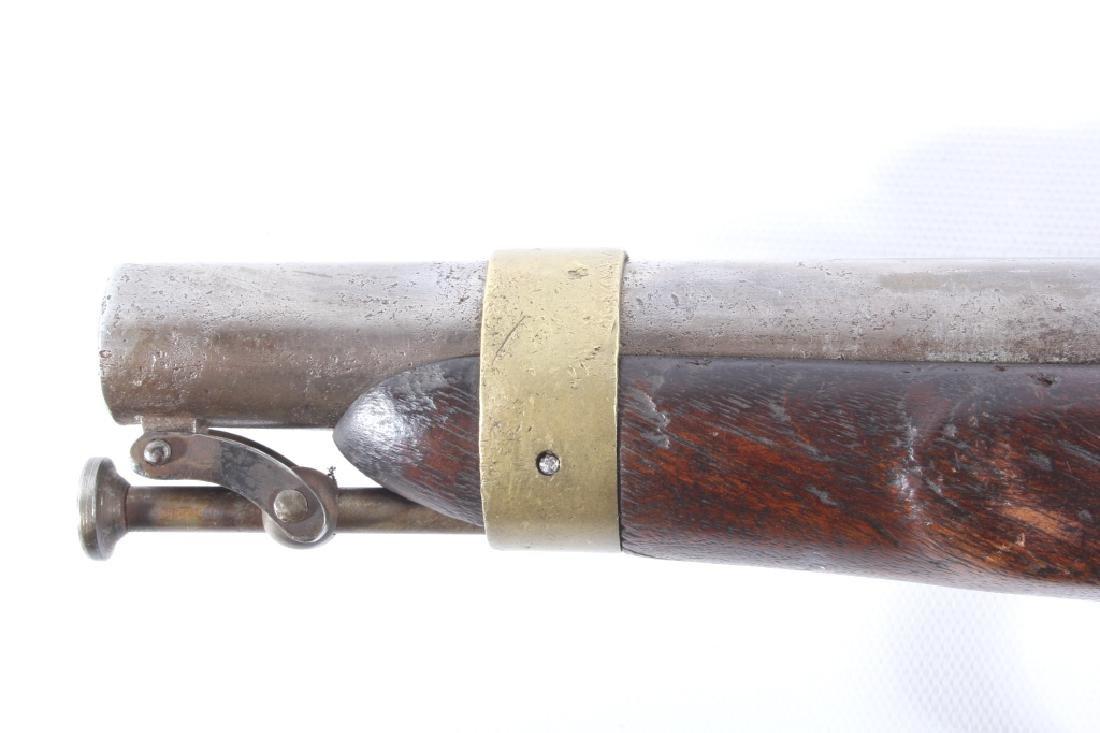 U.S. Navy Model 1842 .54 Cal Box Lock Pistol - 8