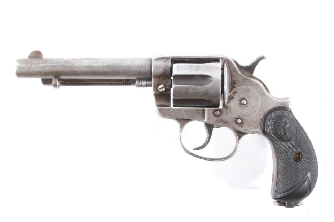 Classic Colt Mfg. Model 1878 .45 Colt DA Revolver - 5