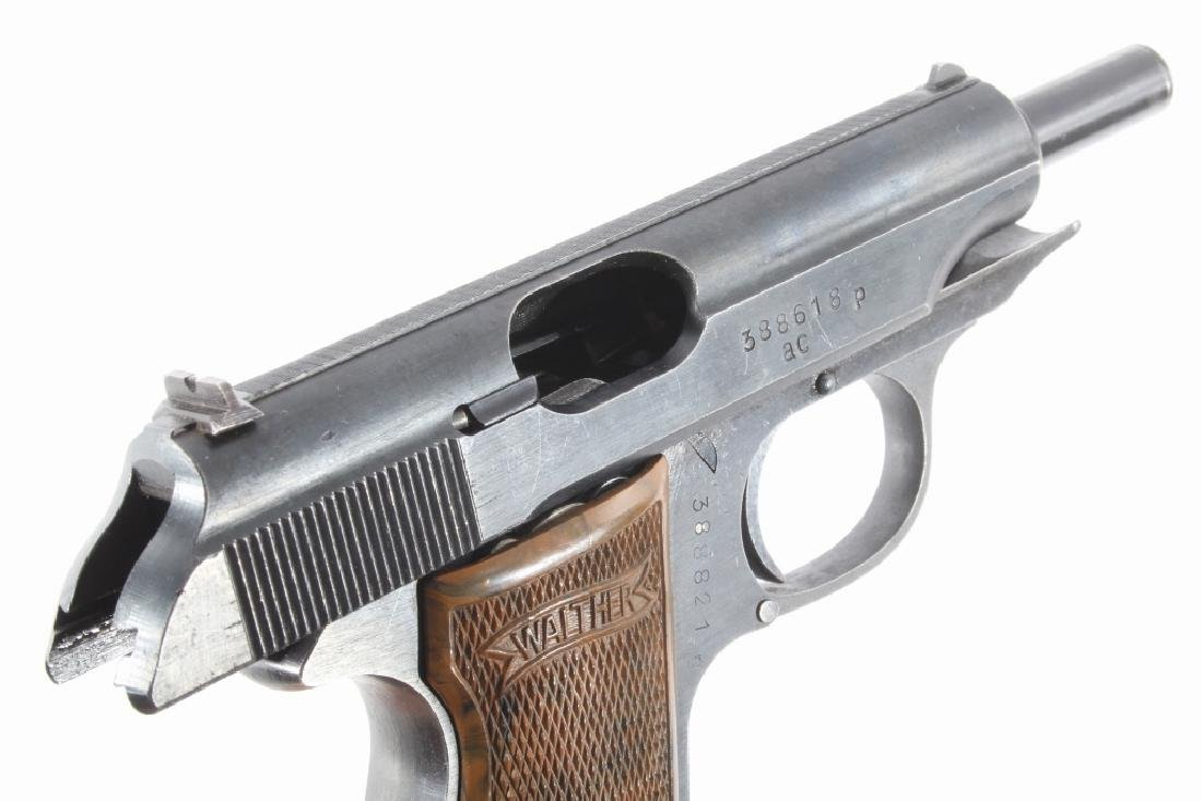 WWII German Walther PP .32 ACP Officers Pistol - 13
