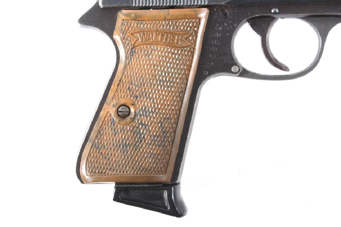 WWII German Walther PP .32 ACP Officers Pistol - 2