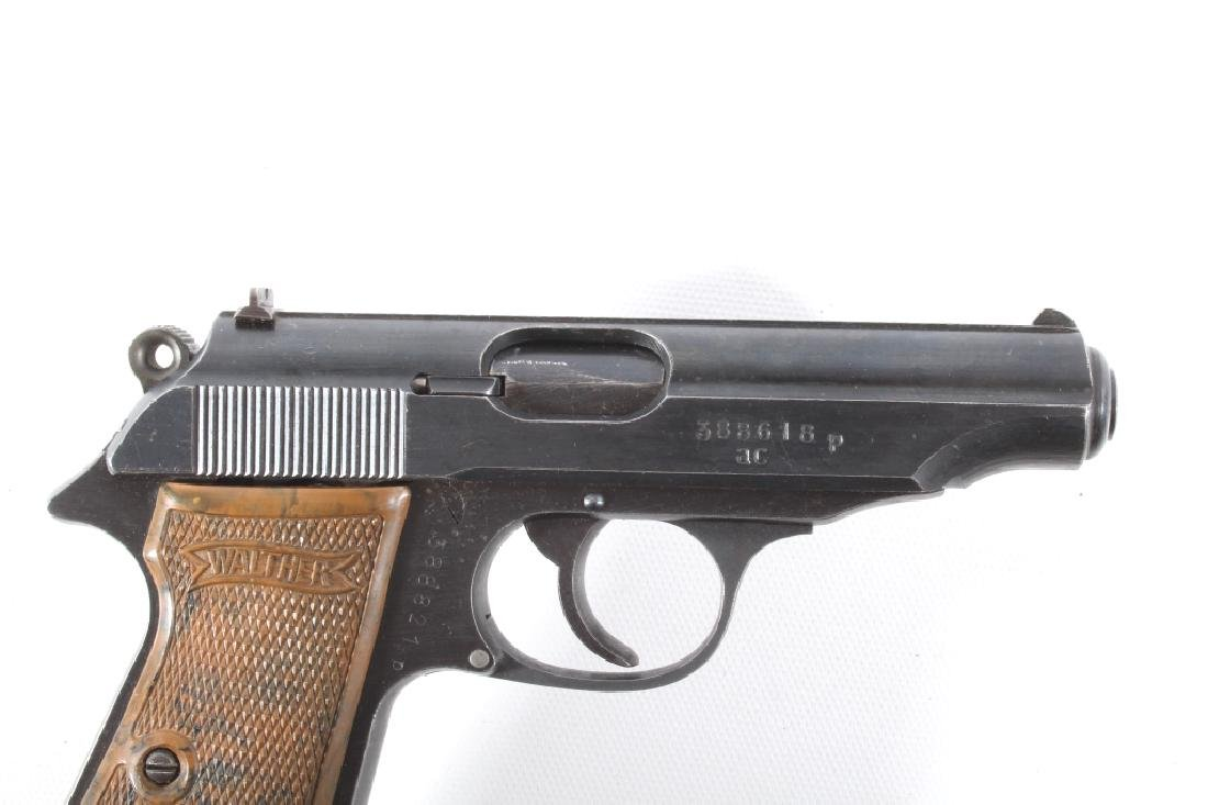 WWII German Walther PP .32 ACP Officers Pistol - 3