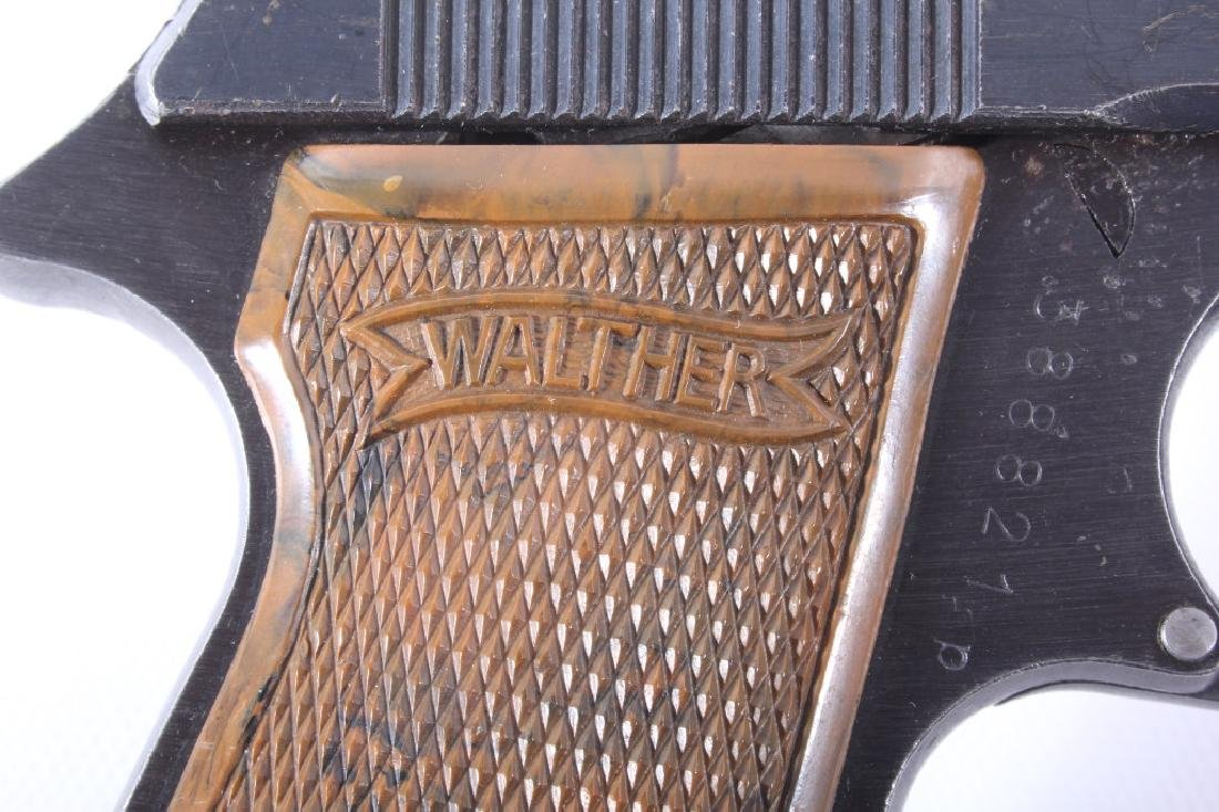WWII German Walther PP .32 ACP Officers Pistol - 5