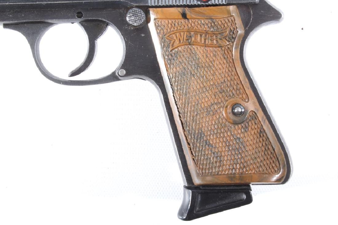 WWII German Walther PP .32 ACP Officers Pistol - 8