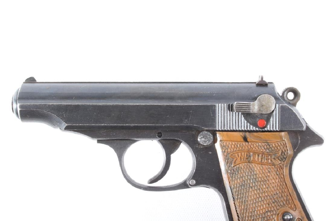 WWII German Walther PP .32 ACP Officers Pistol - 9