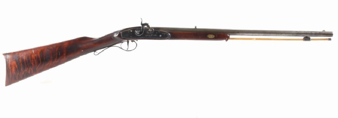 Fancy Half Stock Hand Built .32 Percussion Rifle