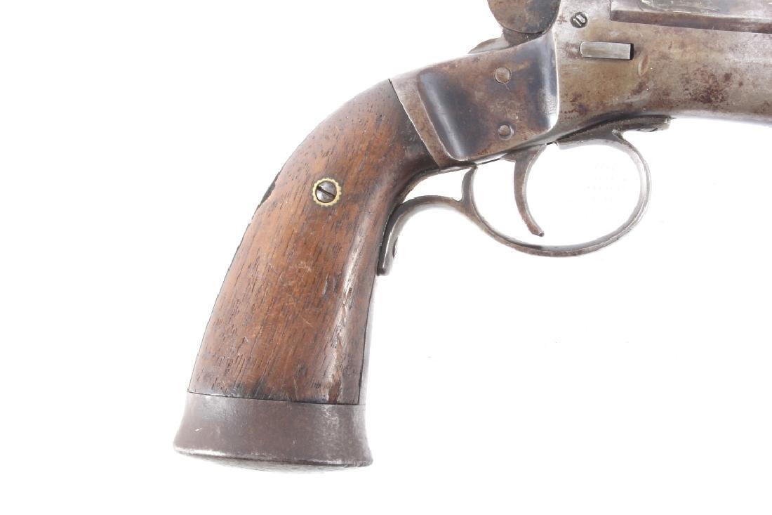 Indian Stevens Model 35 .22 LR w/ Beaded Holster - 3