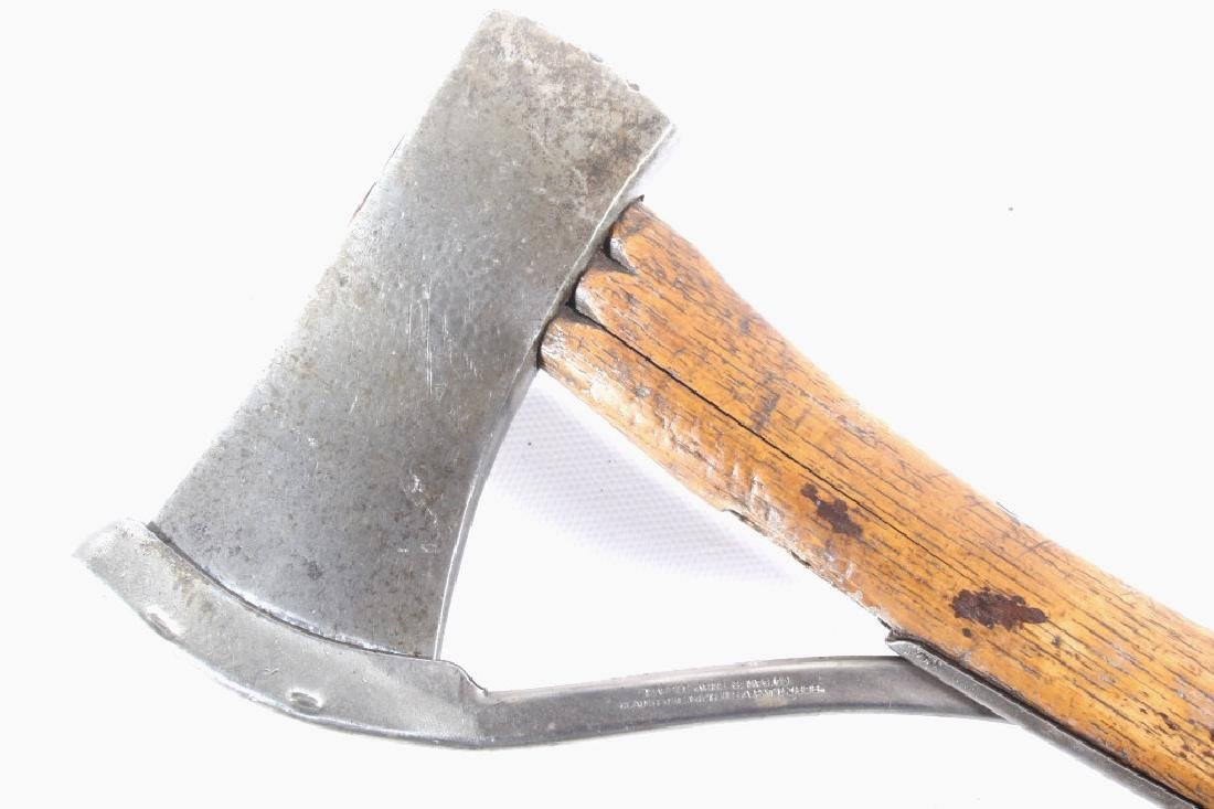 Very Early Marbles Arms & Mfg. Co. Safety Axe - 2