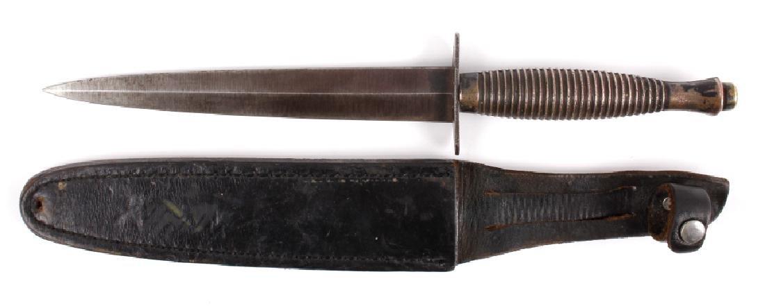 British Fairbairn Sykes 3rd Pattern Fighting Knife