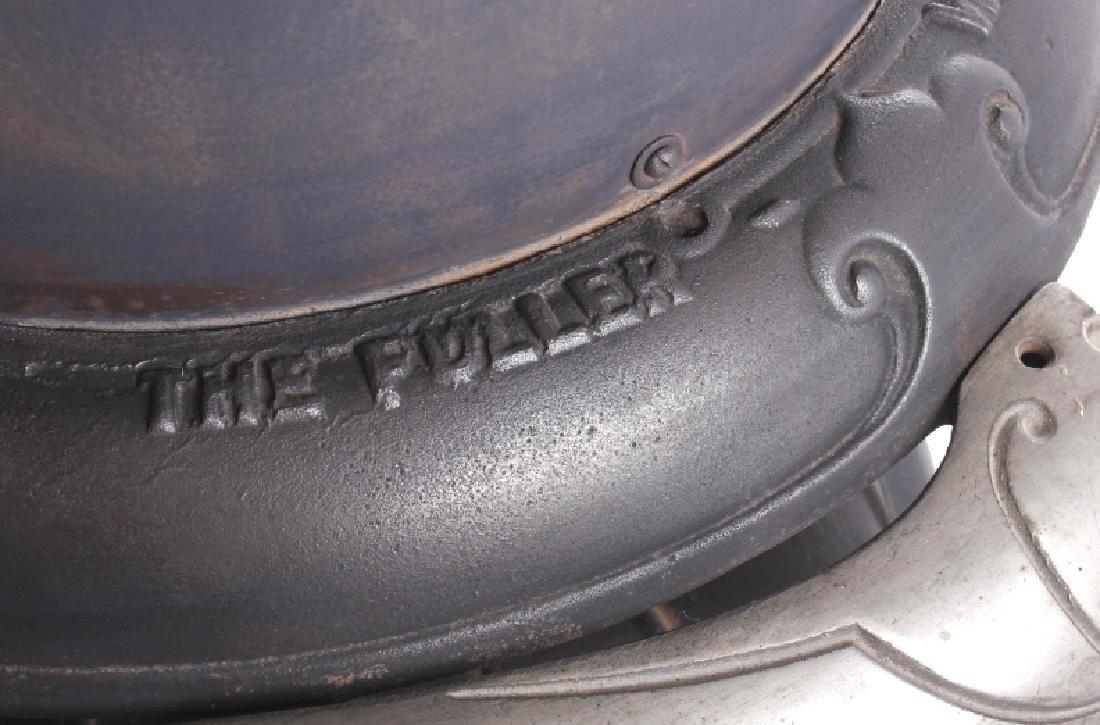 Bonny Oak #217 Cylinder Wood Burning Parlor Stove - 11